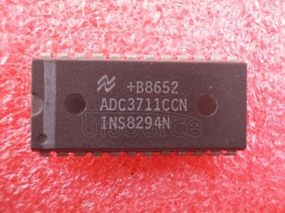 ADC3711CCN 3 1/2 DIGIT MICROPROCESSOR COMPATIBLE A/D