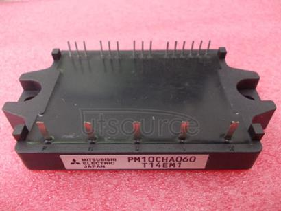 PM10CHA060 TRANSISTOR | IGBT POWER MODULE | 3-PH BRIDGE | 600V VBRCES | 10A IC