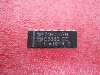 74HC157