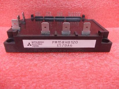 PM15RHB120 TRANSISTOR | IGBT POWER MODULE | 3-PH BRIDGE | 1.2KV VBRCES | 15A IC