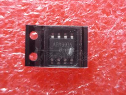 APM9935 Dual P-Channel Enhancement Mode MOSFET
