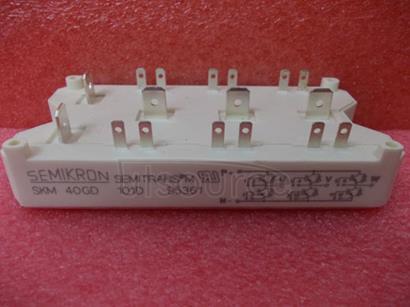 SKM40GD101D SEMITRANS   IGBT   Modules   New   Range