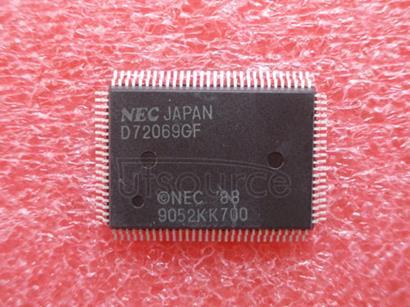 UPD72069GF-3BA UPD72069   Floppy-Disk   Controller