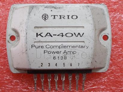 KA-40W