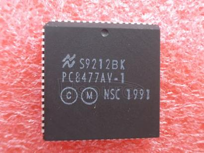 PC8477AV-1 Advanced Floppy Disk Controller