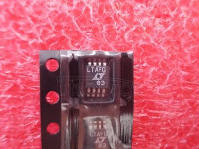 LTC1968CMS8 Precision Wide Bandwidth, RMS-to-DC Converter