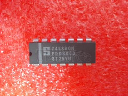 74LS90N Replacement for National Semiconductor part number 74LS90N. Buy from authorized manufacturer Rochester Electronics.