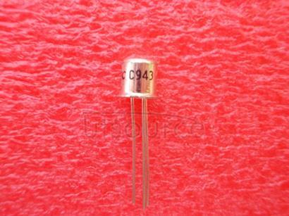2SC943 NPN SILICON EPITAXIAL TRANSISTOR