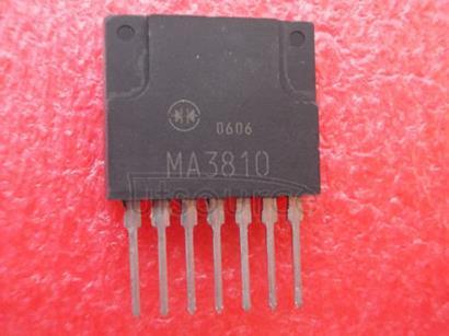 MA3810 Power Switching Regulators