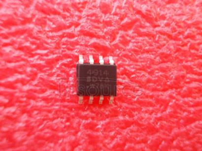 SI4914DY Dual N-Ch. MOSFET plus Schottky diode,