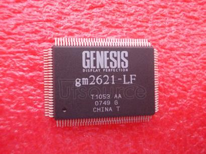 GM2621-LF Dual   input   LCD   controller   for   entry   level   applications