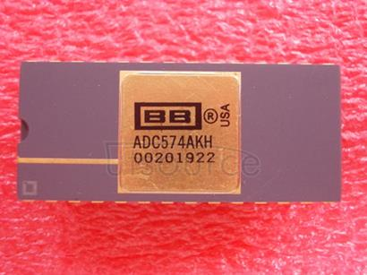 ADC574AKH Microprocessor-Compatible ANALOG-TO-DIGITAL CONVERTER