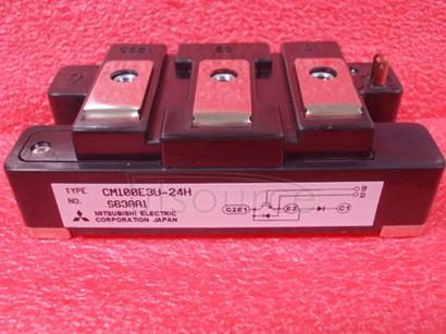 CM100E3U-24H HIGH POWER SWITCHING USE INSULATED TYPE