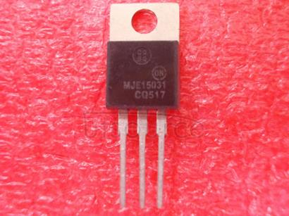 MJE15031 Complementary Silicon Plastic Power Transistors
