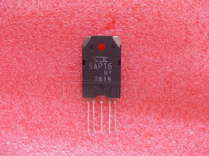 SAP16NY Built-in   temperature   compensation   diodes