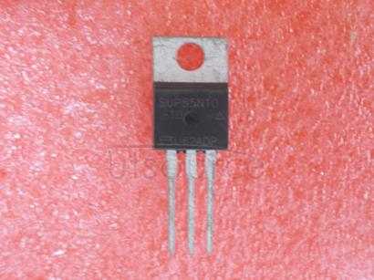 SUP85N10-10 N-Channel 100-V D-S 175 MOSFET