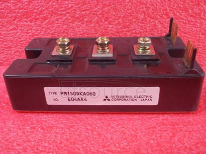 PM150DKA060 TRANSISTOR | IGBT POWER MODULE | HALF BRIDGE | 600V VBRCES | 150A IC