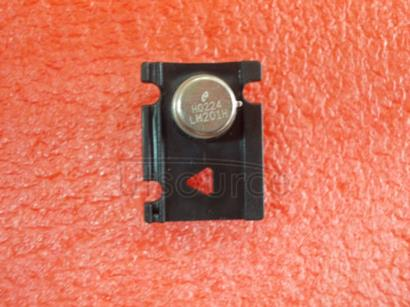 LM201H SINGLE OPERATIONAL AMPLIFIER