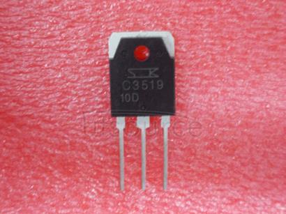 2SC3519 Silicon NPN Epitaxial Planar TransistorNPN