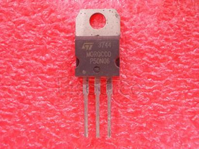 STP50N06 N-Channel Enhancement Mode Power MOS TransistorNMOSFET