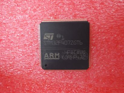 STM32F407ZGT6 (MCU) ARM M4 1024  FLASH  168 Mhz  192kB  SRAM