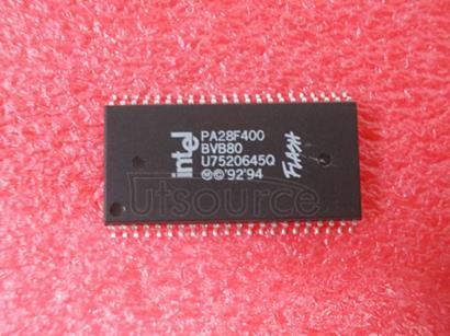 PA28F400BVB80