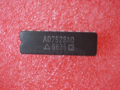 AD7528AQ CMOS Dual 8-Bit Buffered Multiplying DAC
