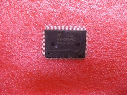 MB90F598G 16-bit Proprietary Microcontroller