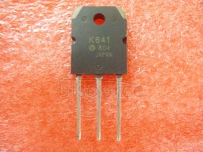 2SK641 SILICON   N-CHANNEL   MOS   FET