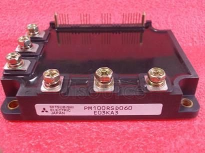 PM100RSD060 Intellimod⑩ Module Three Phase Brake IGBT Inverter Output 100 Amperes/600 Volts