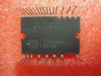 PS21965-AST Dual-In-Line   Intelligent   Power   Module  20  Amperes/600   Volts