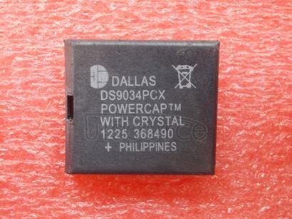 DS9034PC 256k   Nonvolatile   SRAM