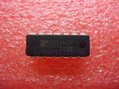 XR2211ACP IC-FSK DEMODULATOR