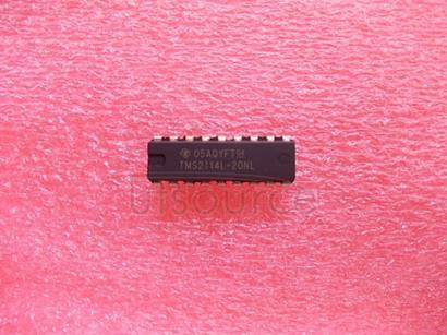 TMS2114L-20NL x4 SRAM