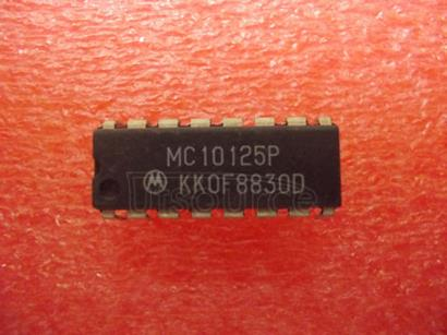 MC10125P Replacement for On Semiconductor part number MC10125P. Buy from authorized manufacturer Rochester Electronics.