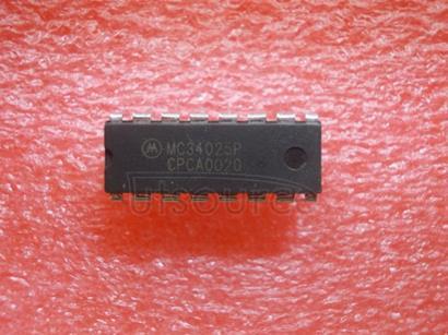 MC34025P Battery-Backup Supervisors for RAM Retention 8-MSOP -40 to 85