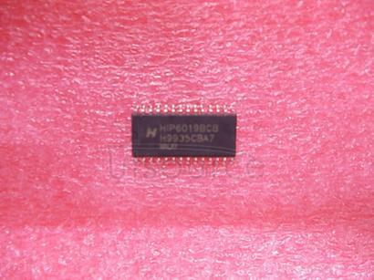HIP6019BCB Advanced Dual PWM and Dual Linear Power Control
