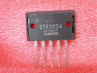 STR2024 Switching TypeChopper * Self Oscillation Type