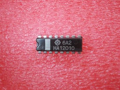 HA12010 Vacuum Fluorescent Display Driver