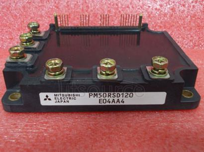 PM50RSD120 Intellimod⑩ Module Three Phase Brake IGBT Inverter Output 50 Amperes/1200 Volts