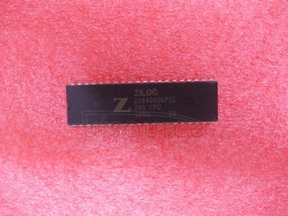 Z0840006PSC IC-CPUZ80B
