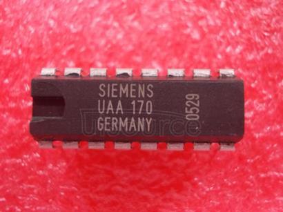 UAA170 LED Driver for Light Spot Displays