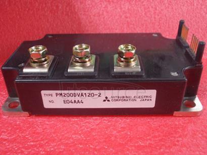 PM200DVA120-2 USING   INTELLIGENT   POWER   MODULES