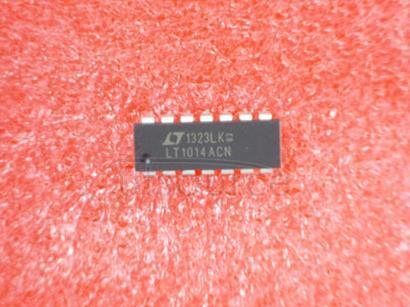 LT1014ACN Quad Precision Op Amp