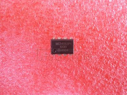 MC34063P1 High Performance Resonant Mode Controllers