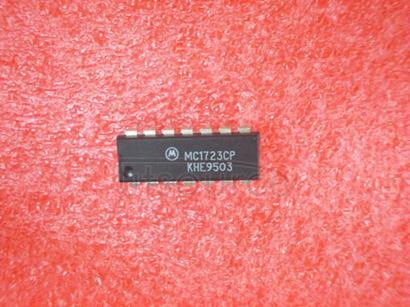 MC1723CP VOLTAGE REGULATOR