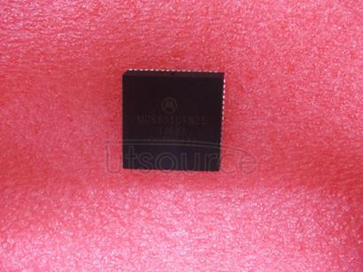 MC68010FN25 Microcontroller/Microprocessor MCU/MPU