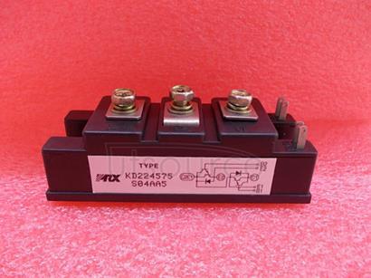 KD224575 Dual   Darlington   Transistor   Module   (75   Amperes/600   Volts)