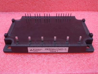 PM30RHC060-5 TRANSISTOR | IGBT POWER MODULE | 3-PH BRIDGE | 600V VBRCES | 30A IC