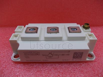 SKM200GAL126D Trench IGBT Modules